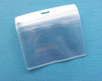 Ziploc Pouch for Disney KTTW Card Holder/Lanyard