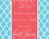Mother's Day Card or Frameable art