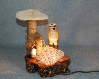 Fisherman's Accent Lamp or Nightlight