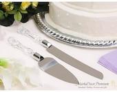 READY TO SHIP Wedding Bridal Cake Cutting Set