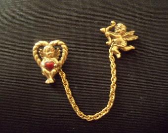 Vintage Avon Valentine Pin