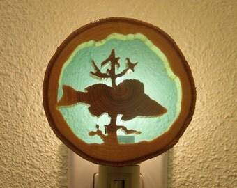 Walleye nightlight