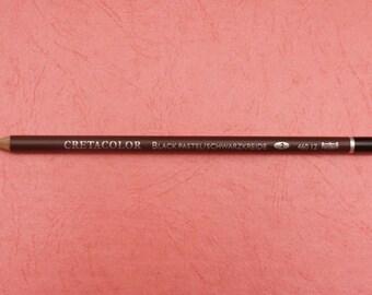 Cretacolor  Black Pastel Pencil, medium(2)