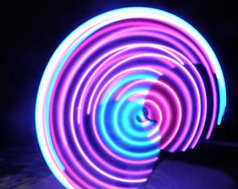 The Dragonfly by Colorado Hula Hoops - Rechargeable LED Hula Hoop