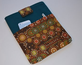 Padded iPad case, iPad cover, iPad sleeve