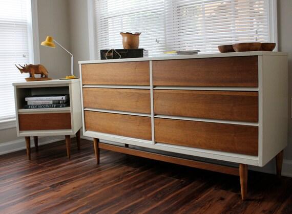 Mid-Century Dresser - Reserved for Elizabeth