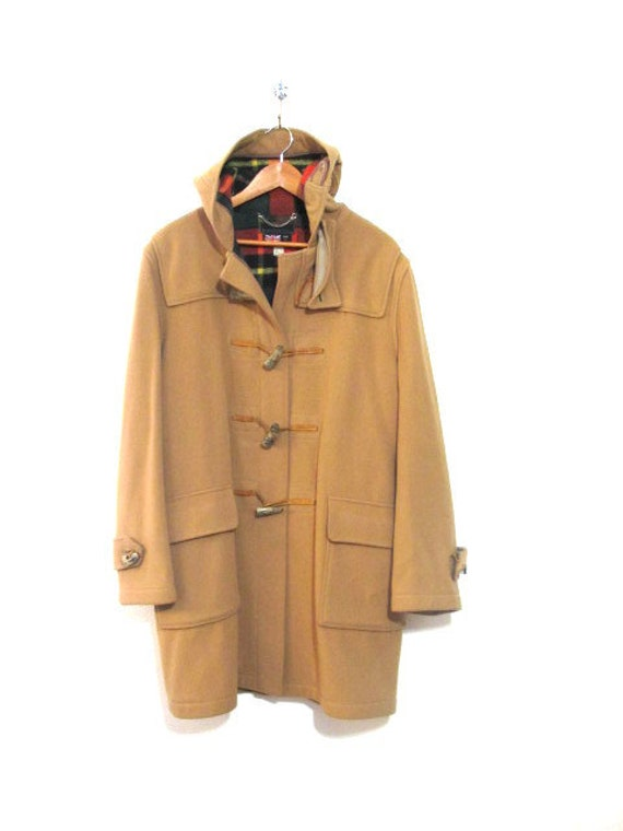 A&F Wool Toggle Coat