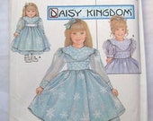 Vintage Simplicity Daisy KingdomSewing Pattern 5437