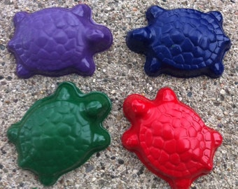 4 pk. Turtle Crayons