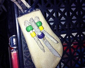 Authentic Native American Magic MEDICINE BAG