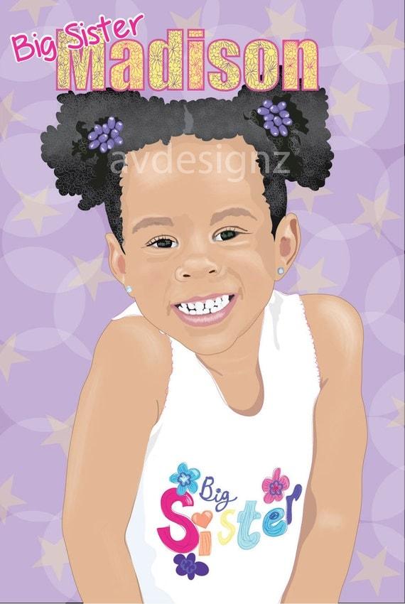 Digital Portrait Drawing Digital Portrait Drawing