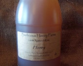 5 lb jug of natural raw honey