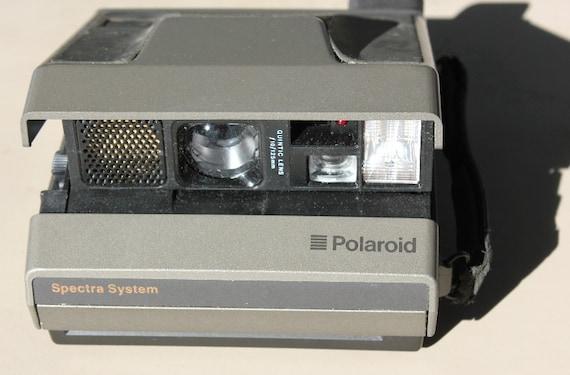 Vintage Polaroid Spectra System Instant Film Camera