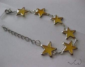 Star Chain Bracelet
