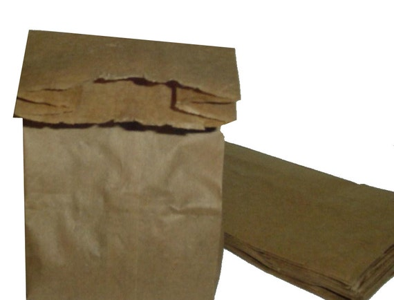Penny Candy Bags Old Fashioned Brown paper bags party favor bags 50 ct