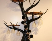 Tree of LIfe Wine Rack - MorrellMetalsmiths