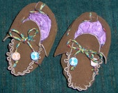 Baby Mocs/First Infants Shoes