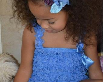 Toddler Petti Romper Set