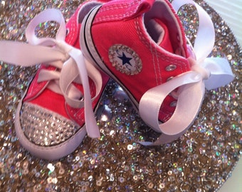 Baby Converse ships in 1 day