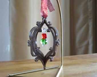 Slotted Ornament