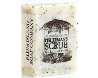 All Natural Soap: Fisherman's Scrub