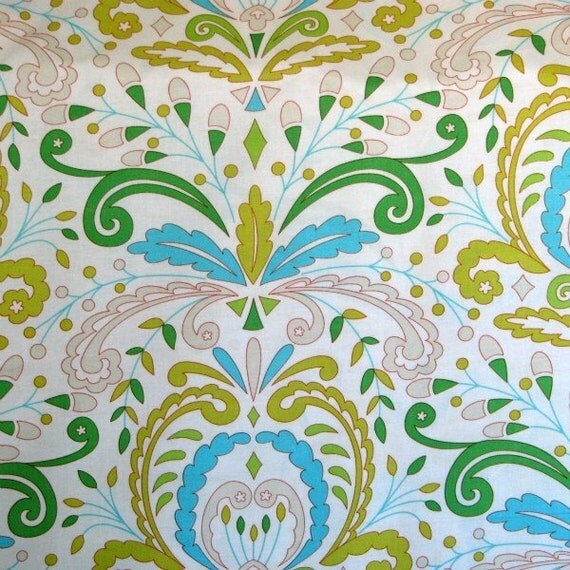Sale kumari garden fabric by dena designs for free by for Kumari garden fabric by dena designs