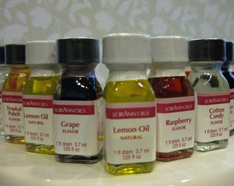 Pick 5 and SAVE- Lorann Oil flavoring