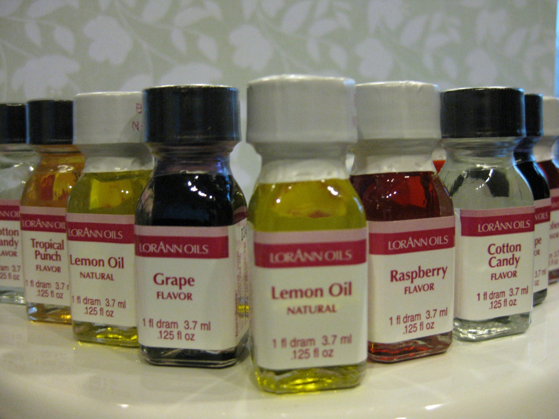 how to use lorann oils
