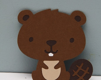 Cricut Beaver-Set of 8