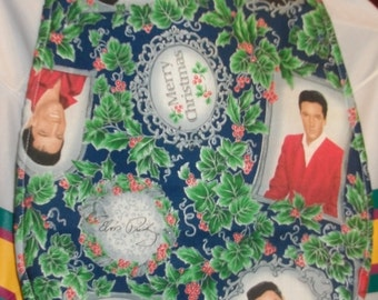 Handmade Adult Clothing Protectors - Elvis
