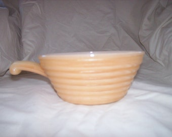 Vintage FireKing Soup Cup from the 1960's