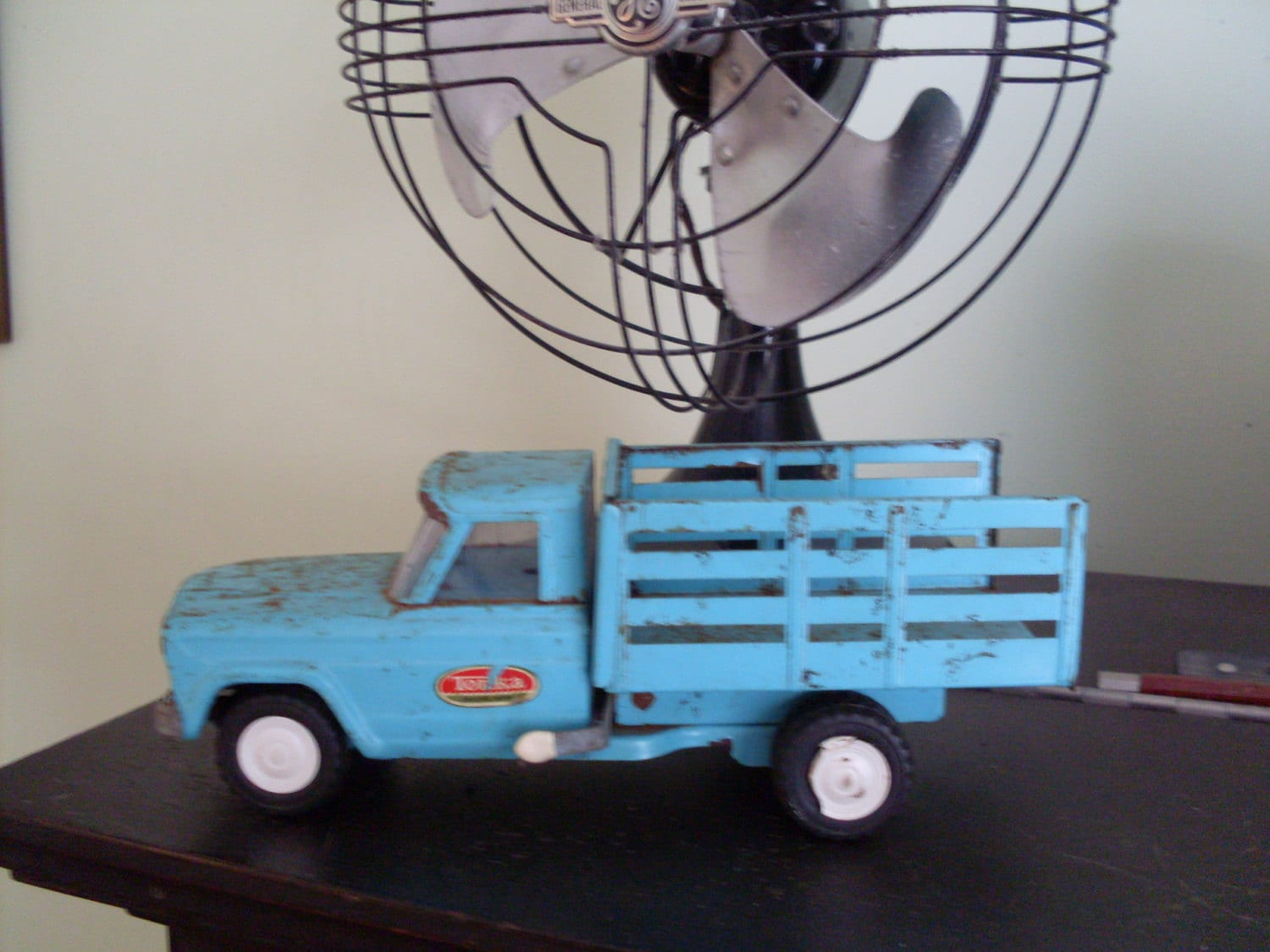 Vintage Tonka Stake Bed Dump Truck Jeep 1960 S By