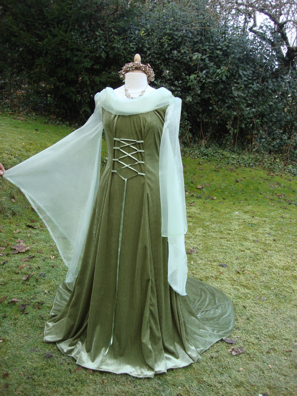 Pagan Celtic Wedding Dresses - Wedding Guest Dresses