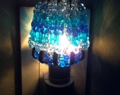 Blue Tri-Bead Night Light