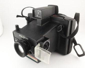 The Polaroid Instant 10 vintage camera