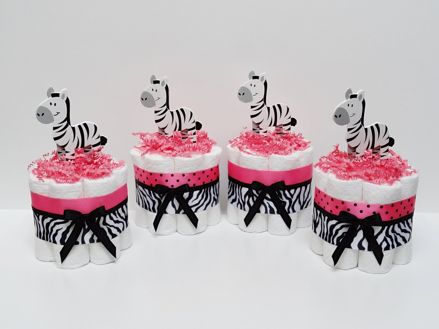 Zebra baby shower decorations best baby decoration for Decoration zebre
