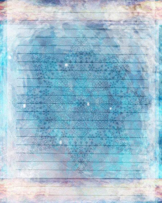 ... , Digital Journal Paper, Digital Lined Writing Paper, Scrapbook paper