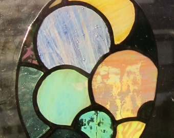 Stained Glass Easter Egg - Special Offer