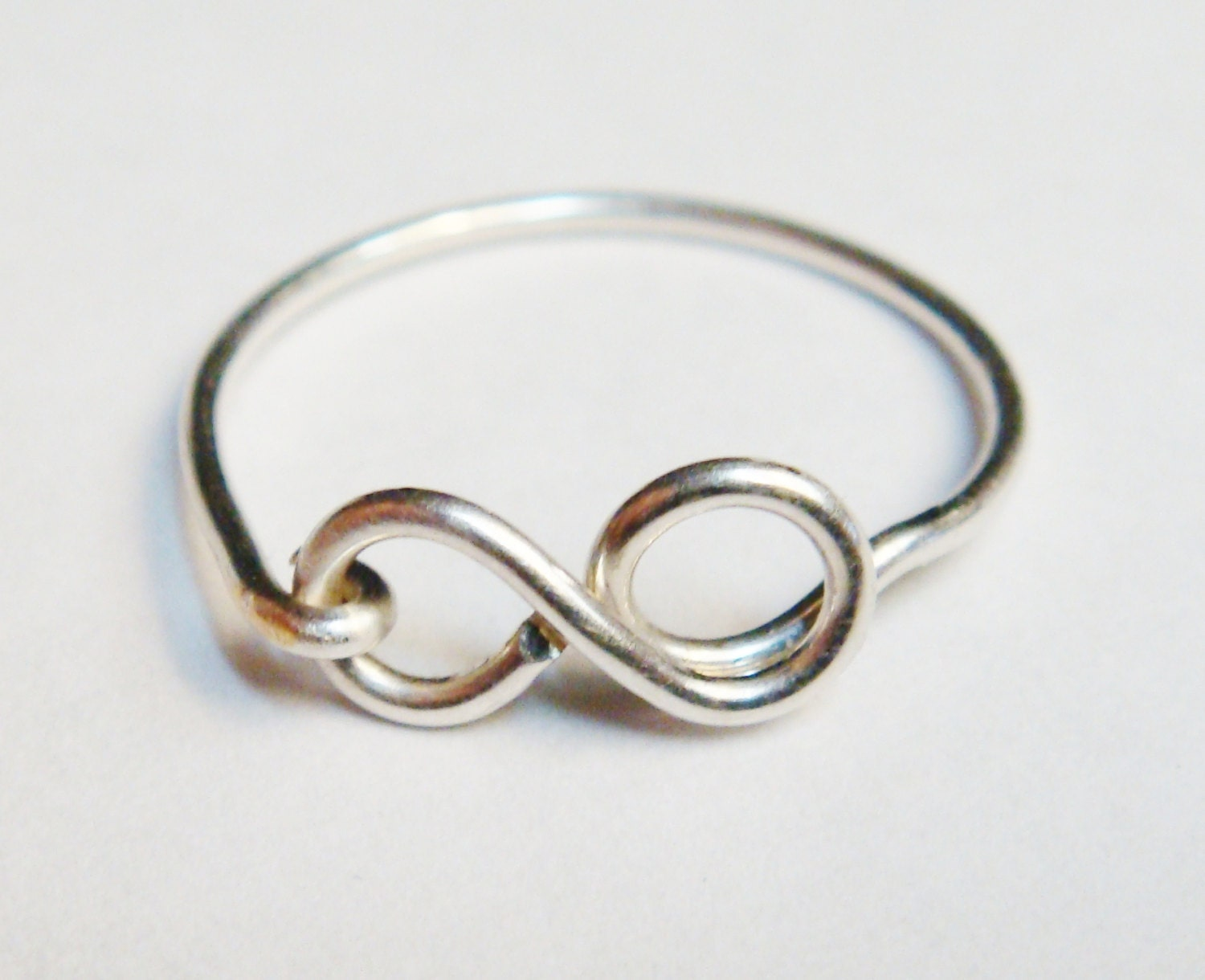 Beautiful Wire Infinity Rings Ornament - Electrical Circuit Diagram ...