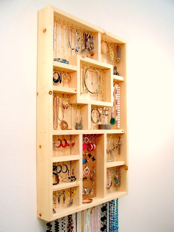 jewelry organizer large do it yourself kit