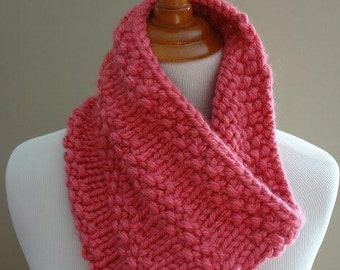Beautiful Hand Knitted Cowl