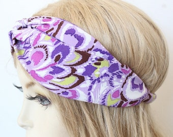 Very  cute  print Turbans Headband great accessory for your outfit