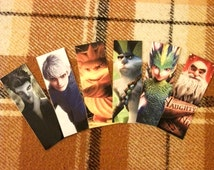 Rise of the Guardians bookmarks