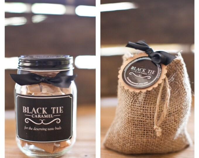 Artisan Fleur de Sel Caramel Candies Gift Set