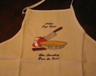 SALE!!!   Cook's Apron