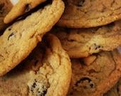 Classic Vegan Chocolate Chip Cookie