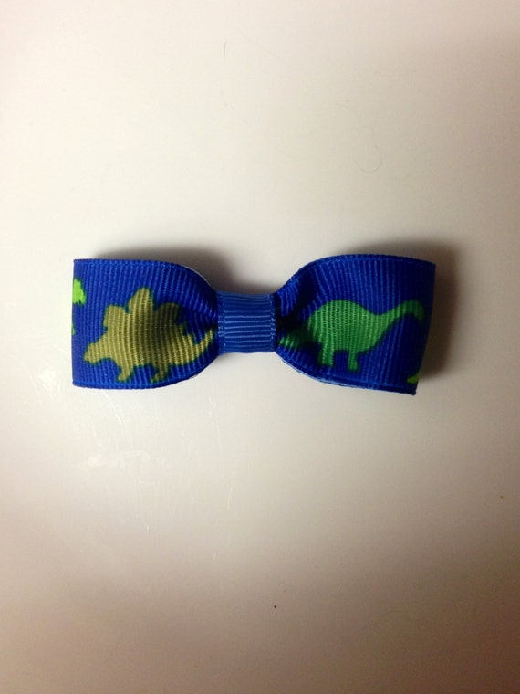 baby boy 2 1 2 dinosaur bow tie by tippietoesbows on etsy