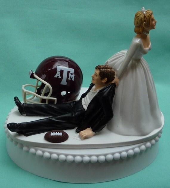 Football Helmet Cake Topper