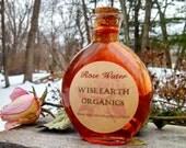 Organic Rose Water, Pure, Handmade, Natural Toner, Cooking, Skin Care