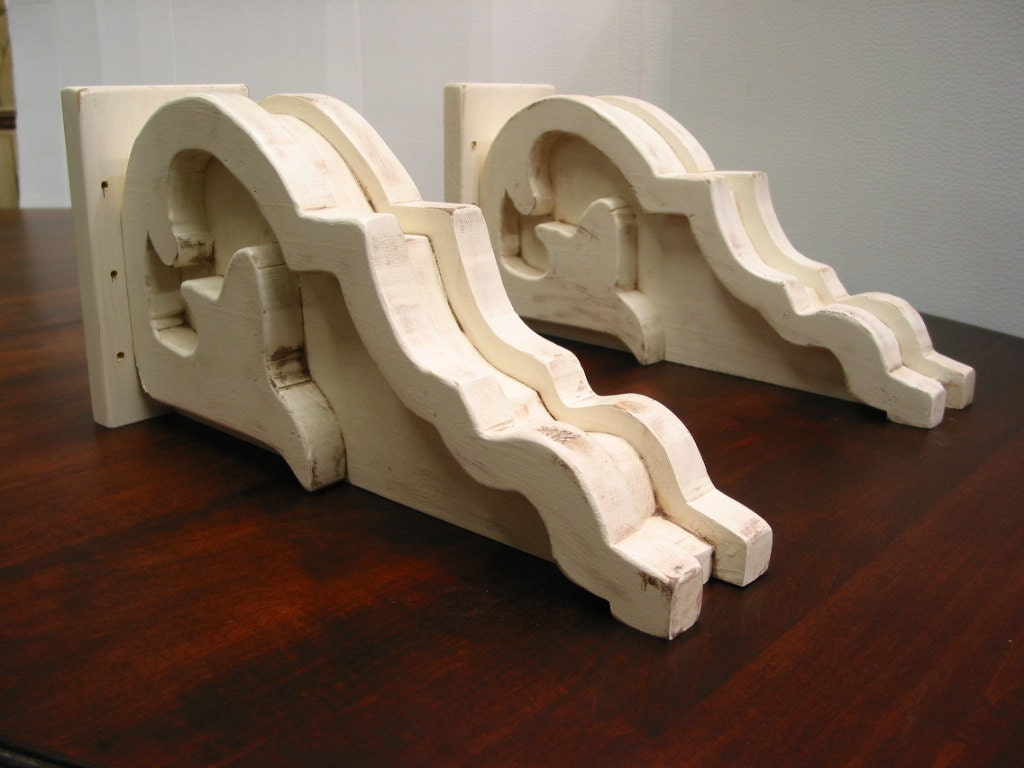 decorative wood brackets wood corbels shelf brackets